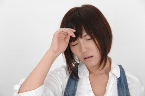 自律神経失調症、うつ症状からくる、吐き気、ムカムカ、めまいなどを訴える女性が増えています。