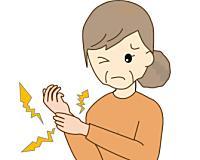 腱鞘炎でとにかく手首が痛い