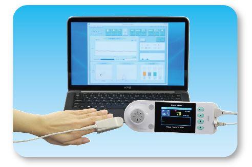 第16回 測定器が最新版になりました。自律神経測定&血管年齢測定会
