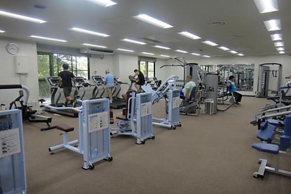 茂原市民体育館のトレーニングジムが新しく生まれ変わりました。