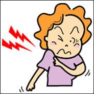 「右肩の違和感がずーっとあります」 患者様の生のお声89