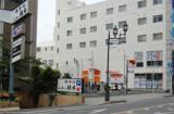 茂原駅南口の「ナビパーク千代田町第一駐車場